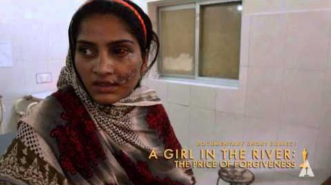 """""""A Girl in the River The Price of Forgiveness"""" winning Best Documentary Short"""