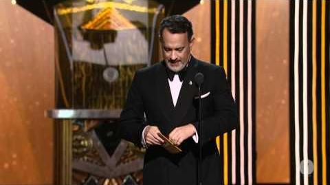 """Hugo"" winning Best Cinematography"