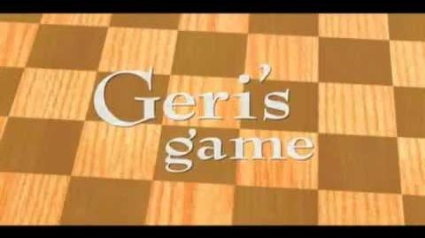 Geri's Game 1997 Academy award winning Animated short film