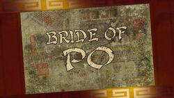 Bride of Po