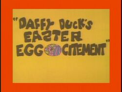 DaffyDucksEasterEggcitement
