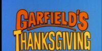 Garfield's Thanksgiving