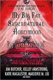 MyBigFatSupernaturalHoneymoon cover