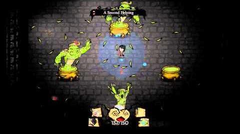 Cauldron of Yesterdayers (Hard Mode)