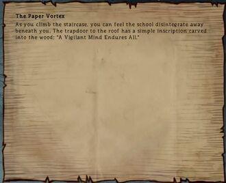 Papervortex