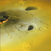 Lava on Io