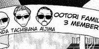 Ootori Family Staff
