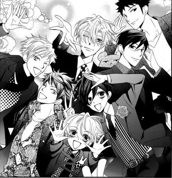 Ouran group 1