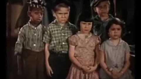 Little Rascals - Bargain Day (1931) - Color - 1 2