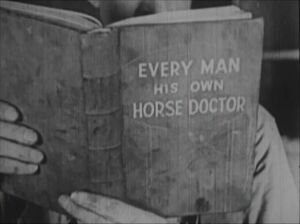 Every Man His Own Horse Doctor