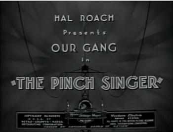 Thepinchsinger