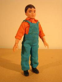 Mick doll