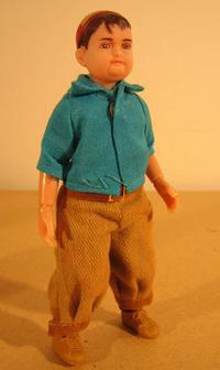 Spank doll