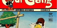 Our Gang Comics Issue 14