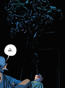 Demon leaves Joshua Austin's body