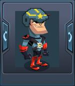 Armor - Retro-Bit Helmet