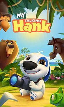 1 my talking hank
