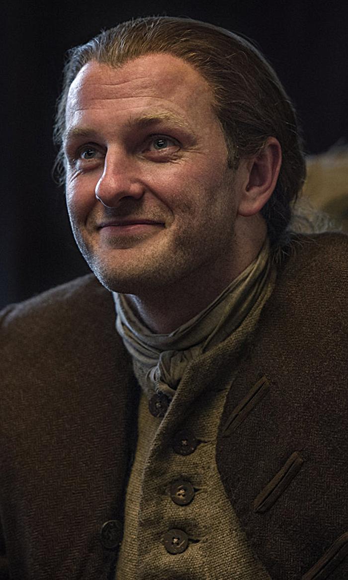 Outlander Ian