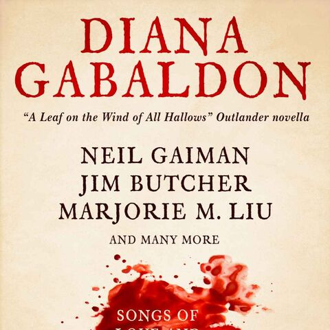 Kindle cover of <i>Songs of Love and Death</i>