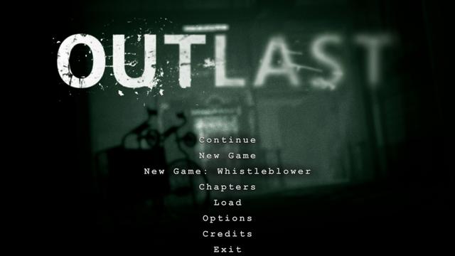 Fichier:Outlast Main Menu.png