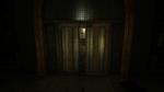 The locked main doors.