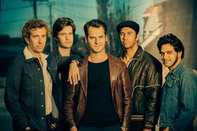 Westside Series 1 Promo – Backdrop Gang