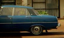 Blue Motel Car - 2x03