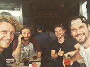 Nov 2 – Jordan, Dean, Reef and David