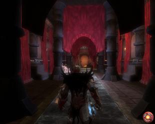 Velvet Hallway