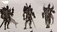 Fourth Overlord Concept Sketch