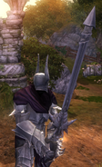 Arcanium Sword