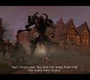 Kahn the Warrior