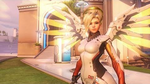 Overwatch Mercy highlight intro - Heroic
