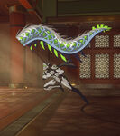 Genji - Dragon Dance spray