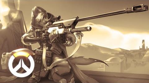 NEW HERO - COMING SOON Ana Origin Story Overwatch
