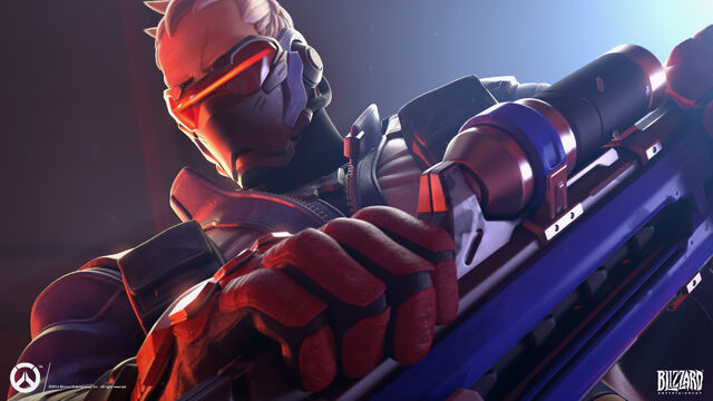File:Soldier 76 Wallpaper.jpg