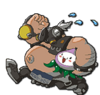 Roadhog Spray - Grand Theft