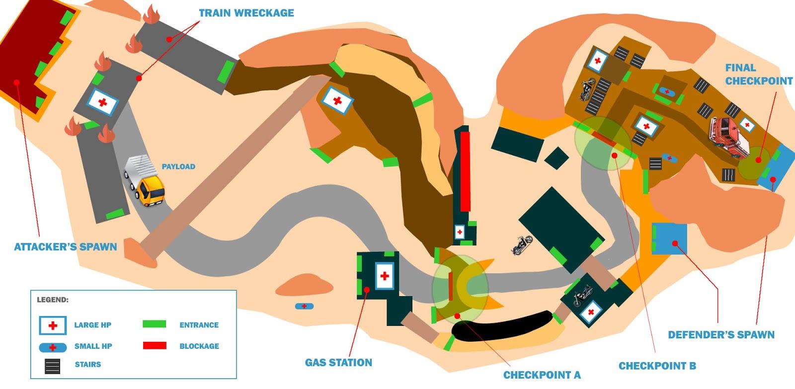 Route 66 | Overwatch Wiki | FANDOM powered by Wikia