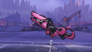 Zarya frosted particlecannon