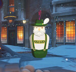 Winter Wonderland - Reinhardt - Ornament spray