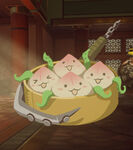 Roadhog - Steamed Buns spray