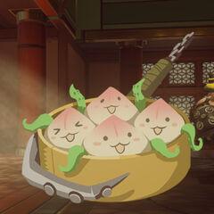 Steamed Buns (Roadhog)