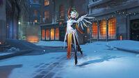 Winter Wonderland - Mercy - Mistletoe
