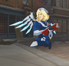 Spray Mercy Combat Medic