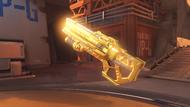 Soldier76 golden golden heavypulserifle
