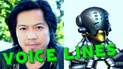 Zenyatta All Voice Lines Overwatch Voice Actors Overwatch Characters - lines Cast Behind The Voices