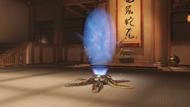 Symmetra goddess teleporter