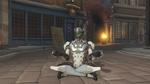 Genji uprising meditate