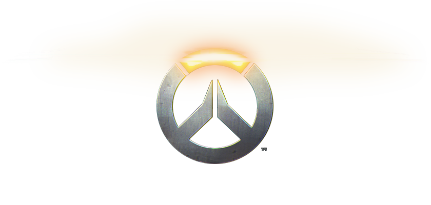 image - overwatch fancy logo symbol-only recreated | overwatch