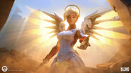 Mercy Wallpaper